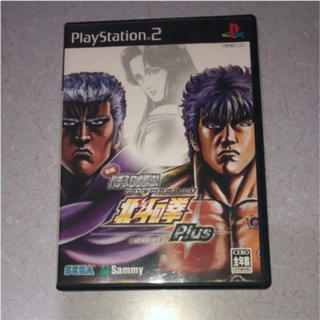 PlayStation2 - PS2  パチスロ必勝法!北斗の拳Plus
