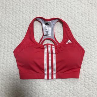 アディダス(adidas)のアディダス スポーツブラ サイズS(トレーニング用品)