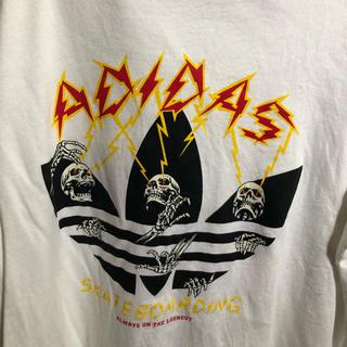 アディダス(adidas)の値下げ!新品未使用 adidas Tシャツ(Tシャツ/カットソー(半袖/袖なし))