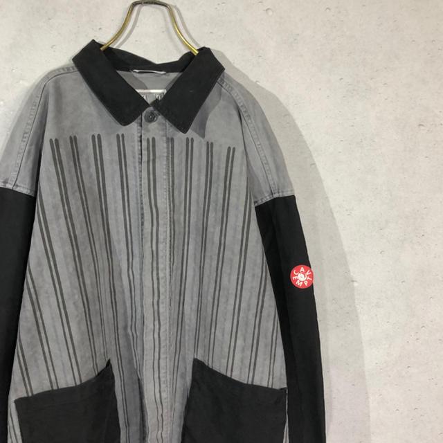 Supreme(シュプリーム)のC.E CAVEMPT stripe jkt シーイー ジャケット メンズのジャケット/アウター(ブルゾン)の商品写真
