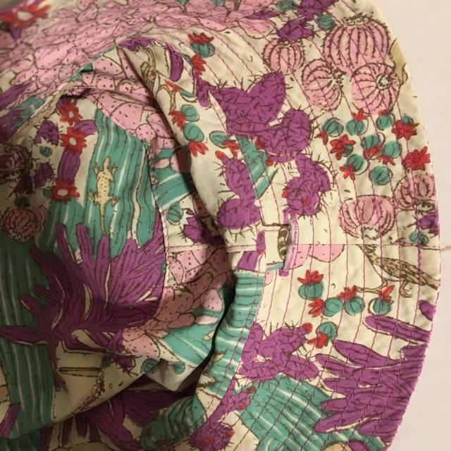 patagonia(パタゴニア)のパタゴニア キッズ ハット キッズ/ベビー/マタニティのこども用ファッション小物(帽子)の商品写真