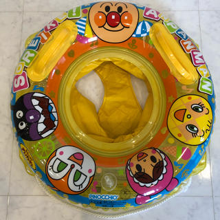アンパンマン(アンパンマン)のアンパンマン 浮き輪(マリン/スイミング)