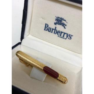 バーバリー(BURBERRY)のバーバリー(BURBERRY)  黄金に輝く美しいネクタイピン (ネクタイピン)