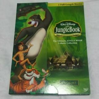 ディズニー(Disney)のジャングルブック 2作品 DVD(アニメ)