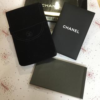 シャネル(CHANEL)のCHANEL あぶらとり紙(その他)