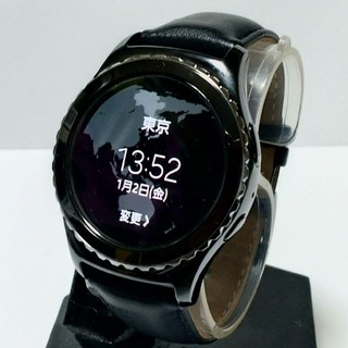 サムスン(SAMSUNG)のSamsung サムスン Gear S2 classic(腕時計(デジタル))