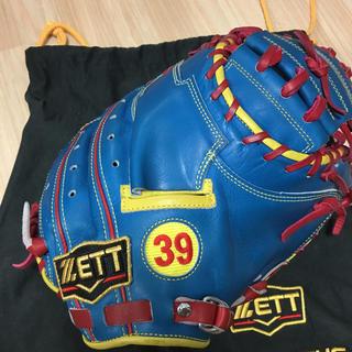 ZETT - ゼット プロステイタス 軟式キャッチャーミット オーダー品