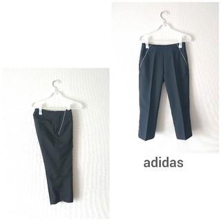 アディダス(adidas)の【美品】adidasTaylormade・レディースゴルフウェアクロップドパンツ(ウエア)