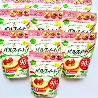 味の素 - パルスィート 120g ☆10個☆ 新品・未開封