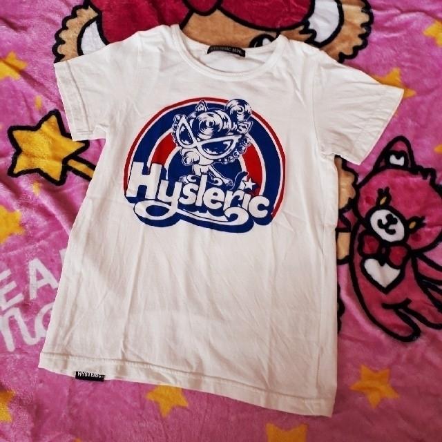 HYSTERIC MINI(ヒステリックミニ)のポップドッグロンパース、Tシャツ キッズ/ベビー/マタニティのベビー服(~85cm)(ロンパース)の商品写真