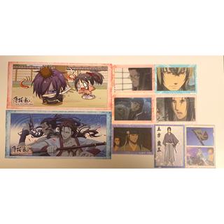 薄桜鬼 トレーディングカード(カード)