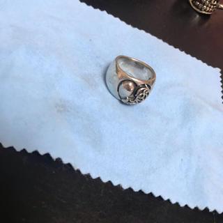 クロムハーツ(Chrome Hearts)のクロムハーツ シルバーリング(リング(指輪))