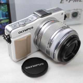 オリンパス(OLYMPUS)の❤️Wi-Fi❤️オリンパス PM2 ミラーレスカメラ(ミラーレス一眼)