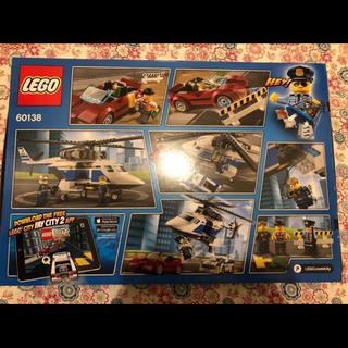 レゴ(Lego)の期間限定値下げ【新品】LEGO レゴ シティ ヘリコプター 60138 男の子(模型/プラモデル)
