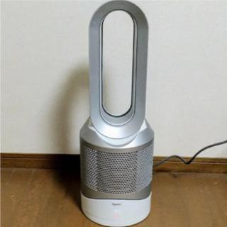 Dyson - ダイソン HP01 Pure Hot + Cool 空気清浄機能付ファンヒーター