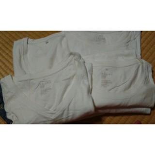 無印良品TシャツXL 4着(Tシャツ(半袖/袖なし))