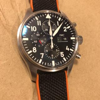 インターナショナルウォッチカンパニー(IWC)のIWC パイロットウォッチ IW377709 (腕時計(アナログ))