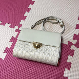 シマムラ(しまむら)のしまむら お財布ショルダー お財布バッグ (ショルダーバッグ)