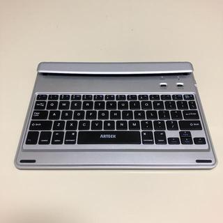 iPad - 最終価格 ipad9.7インチ用キーボード