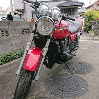 カワサキ(カワサキ)の【タイガー様専用】ZRX400-Ⅱ  (車体)