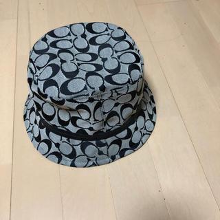 コーチ(COACH)のコーチ帽子(ハット)