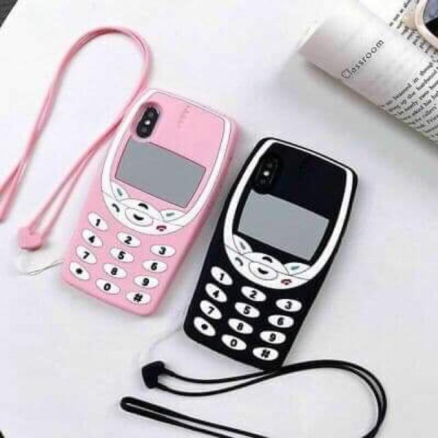昔ながらの携帯電話 iPhone 8.XS.MAX.XR ケース、カバーの通販 by happy2013|ラクマ