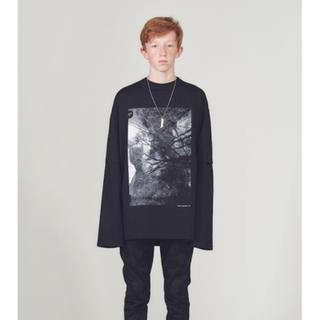 ラッドミュージシャン(LAD MUSICIAN)のLAD MUSICIAN LONG SLEEVE SUPER BIGTSHIRT(Tシャツ/カットソー(七分/長袖))