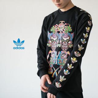 アディダス(adidas)のアディダス 人気完売モデル Lサイズ(Tシャツ/カットソー(半袖/袖なし))