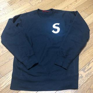シュプリーム(Supreme)の国内正規品 SUPREME S Logo Crewneck スウェット(スウェット)