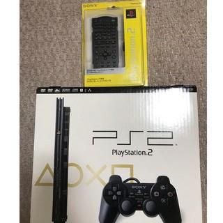 プレイステーション2(PlayStation2)の☆早いもの勝ち☆playstation2本体セット(家庭用ゲーム本体)