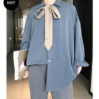 HARE - long tie shirt  XL