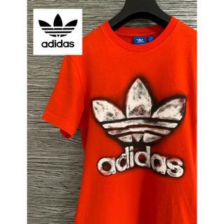 アディダス(adidas)のアディダスオリジナルス Tシャツ 赤(Tシャツ/カットソー(半袖/袖なし))