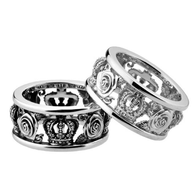 Justin Davis(ジャスティンデイビス)のJustin Davis♔︎My Love Ring レディースのアクセサリー(リング(指輪))の商品写真