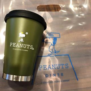 thermo mug - PEANUTS ピーナッツ ダイナー サーモマグ タンブラー サーモ スヌーピー