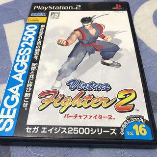 PlayStation2 -  PS2 SEGAエイジス16 バーチャファイター2 同梱特典付き