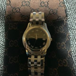 グッチ(Gucci)のGUCCI腕時計美品です(腕時計(デジタル))