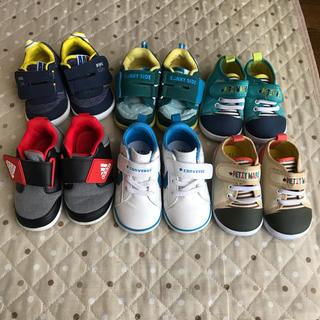 アディダス(adidas)のスニーカー 6足セット (13cm、13.5cm、14cm)(スニーカー)