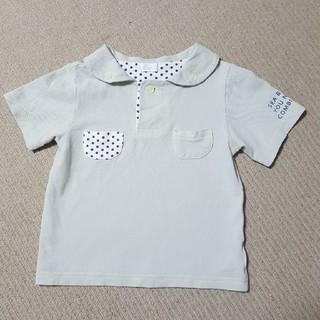 コンビミニ(Combi mini)のコンビミニ 襟付きポロシャツ(風)100(Tシャツ/カットソー)