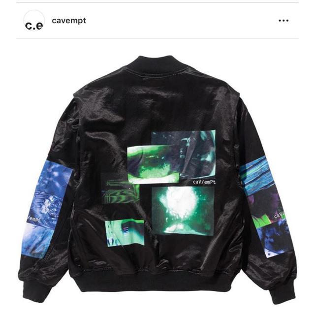 Supreme(シュプリーム)のC.E cavempt ブルゾン 17ss Lサイズ ジャケット メンズのジャケット/アウター(ブルゾン)の商品写真