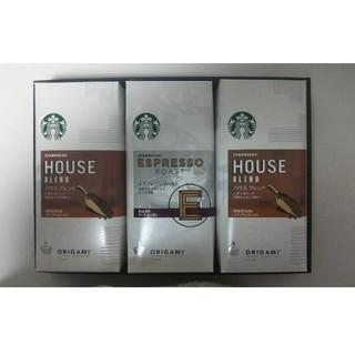 Starbucks Coffee - スターバックス オリガミ コーヒー 詰め合わせ