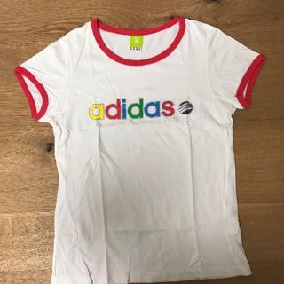 アディダス(adidas)の【更にお値下しました!】adidas Tシャツ(Tシャツ(半袖/袖なし))