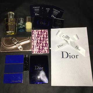 ディオール(Dior)のお値下げ♩ディオールコスメセット(コフレ/メイクアップセット)