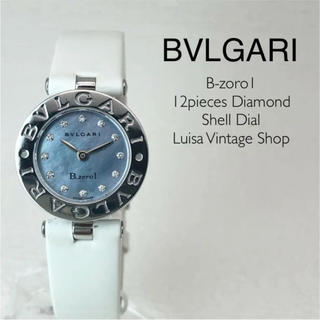 31279ff5f7f3 ブルガリ ゴールド(ブルー・ネイビー/青色系)の通販 23点 | BVLGARIを ...