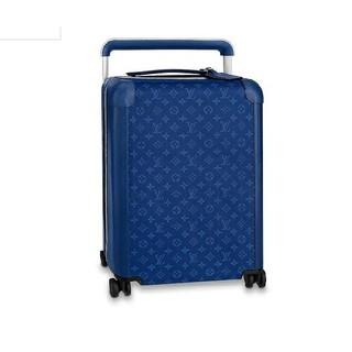 ルイヴィトン(LOUIS VUITTON)の ホライゾン 55 ルイヴィトン スーツケース ブルーコバルト(スーツケース/キャリーバッグ)