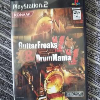 プレイステーション2(PlayStation2)のPlayStation2 ギターフリークスV&ドラムマニアV(家庭用ゲームソフト)