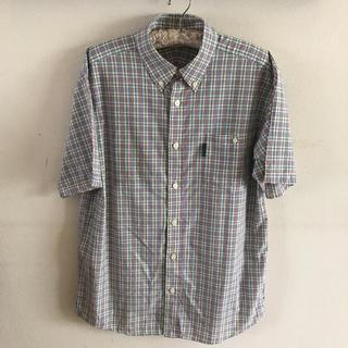 コロンビア(Columbia)のコロンビア メンズ チェックシャツ  L(シャツ)