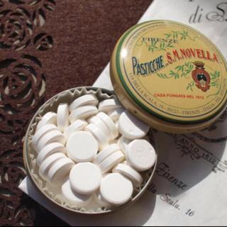 サンタマリアノヴェッラ(Santa Maria Novella)のりえ様専用!サンタマリアノヴェッラ  タブレットとポプリ1袋(口臭防止/エチケット用品)