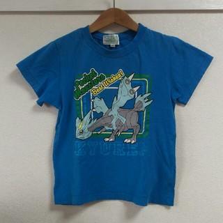 ポケモン(ポケモン)のポケモンTシャツ 120(Tシャツ/カットソー)
