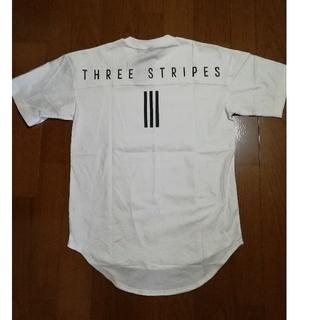 アディダス(adidas)のたけぽ様専用adidas今季最新作バックプリントT 白M 未使用タグ付+一点(Tシャツ/カットソー(半袖/袖なし))