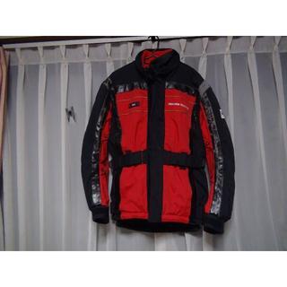 ホンダ(ホンダ)のホンダのバイクウェア(L)ブラック&レット(装備/装具)